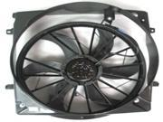 APDI Dual Radiator and Condenser Fan Assembly 6022110