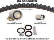 Dayco Engine Timing Belt Kit 95306K2S