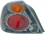 NEW Tail Light Lamp Assembly Left Driver 1611120
