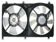 APDI Dual Radiator and Condenser Fan Assembly 6026111