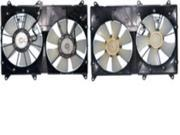 APDI Dual Radiator and Condenser Fan Assembly 6025109