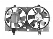 APDI Dual Radiator and Condenser Fan Assembly 6029131