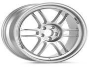 Enkei 3797956518SP RPF1 Racing Series Wheel - Silver 17 x 95