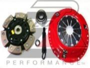 Ralco RZ RF1-56036R4Z Stage 4 Ceramic Solid Clutch Kit