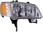 NEW Headlight Head Lamp Assembly Left Driver 1590622