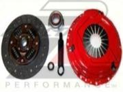 Ralco RZ RF1-53409R1Z Stage 2 Carbon Kevlar Clutch Kit