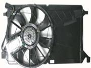 APDI Dual Radiator and Condenser Fan Assembly 6028121