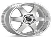 Enkei 470-295-8410SM ST6 Truck  SUV Series Wheel - Silver Machined...