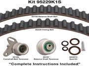 Dayco Engine Timing Belt Kit 95229K1S