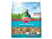 Kaytee Forti-Diet Pro Health Parrot Food - 5 lbs w/ safflower