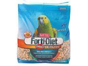 Kaytee Forti-Diet Pro Health Parrot Food - 5 lbs w/ safflower
