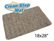 CLEAN STEP MAT | 18x28"