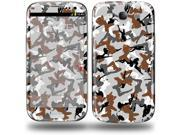 Sexy Camo Brown - Decal Style Skin (fits Samsung Galaxy S III S3)