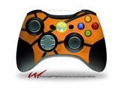 XBOX 360 Wireless Controller Decal Style Skin - Basketball - CONTROLLER NOT INCLUDED