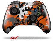 Halloween Ghosts - Decal Style Skin fits Microsoft XBOX One Wireless Controller - CONTROLLER NOT INCLUDED