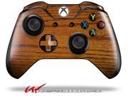 Wood Grain - Oak 01 - Decal Style Skin fits Microsoft XBOX One Wireless Controller - CONTROLLER NOT INCLUDED