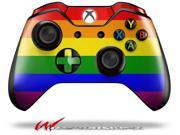 Rainbow Stripes - Decal Style Skin fits Microsoft XBOX One Wireless Controller - CONTROLLER NOT INCLUDED