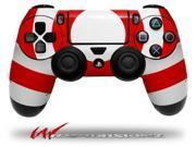 Bullseye Red and White Decal Style Wrap Skin fits Sony PS4 Dualshock 4 Controller CONTROLLER NOT INCLUDED