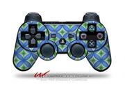 Sony PS3 Controller Decal Style Skin Kalidoscope 02 CONTROLLER SOLD SEPARATELY