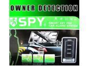 Car Alarm System with Owner Detection (SPY-LA3)