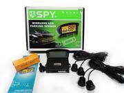 Parking Reverse Backup Radar Sensors w/ LED Display (4-Pack)