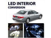 Plug & Play Interior LED Bulb Upgrade for Honda Accord 4DR 2003-2004