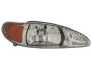Ford 1997-2002 Escort/Mercury 1997-1999 Tracer Headlight Assembly Passenger Side
