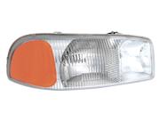 General Motors 1999-2006 Sierra/Yukon/Yukon Xl Headlight Assembly Passenger Side