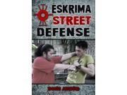Eskrima Street Defense Practical Techniques Book Abenir escrima kali arnis