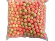 100 ct Bag .43 caliber Dust Powder Balls Paintball Pink Yellow 11mm waterproof kt chaser eraser rap4 tm4