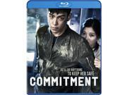 Commitment BLU RAY - 4.5 star Korean Espionage Spy Thriller Choi Seung-hyun 9SIA0XX5XR0821