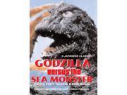 Godzilla vs. the Sea Monster movie DVD 1966 Classic Japanese Sci Fi 9SIA0XX3KA8840