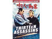 Thirteen Assassins DVD 9SIA0XX5C15069