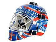 New York Rangers Mini Goalie Mask 9SIA3G63T01971