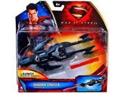 Superman Man of Steel the Movie: General Zod Shadow Cruiser 9SIA0Y96AA0492