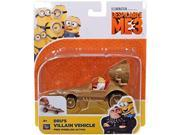 Despicable Me Dru's Villain Vehicle Toy Figure 9SIA0Y96BY9893
