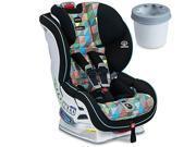 Britax Boulevard ClickTight Convertible Car Seat with Cup Holder - Vector 9SIA0AV65X1028