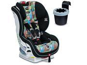 Britax Boulevard ClickTight Convertible Car Seat With Black Cup Holder, Vector 9SIA0Y975J6769
