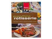 Everything Rotisserie, Your Guide to Healthy, Delicious Rotisserie Cooking 9SIA0ZX56B1610