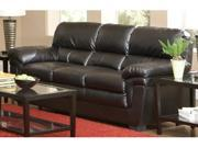 Fenmore Sofa in Black Upholstery  by Coaster