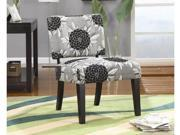 Contemporary Chair (BIG FLOWERS) by Coaster