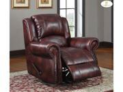 9708PM-1 Style Swivel Rocking Reclining Chair By Homelegance Furniture
