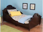 Raleigh Toddler Bed - Espresso Finish