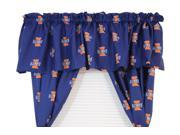 """Image of Illnois Printed Curtain Valance - 84"""" x 15"""" by College Covers"""