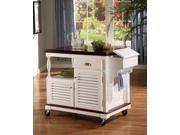 Kitchen Cart by Coaster