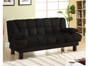 "Elephant Skin"" Microfiber Futon Sofa"