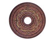 Livex Lighting Ceiling Medallions Ceiling Medallion, Verona Bronze - 8200-63