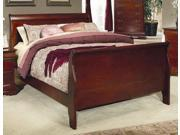 Louis Philippe Eastern King Bed by Coaster Furniture