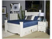 Two Drawer Night Stand by Ashley Furniture