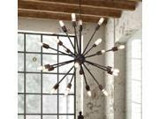 Sapphire Large Ceiling Lamp by Zuo Era